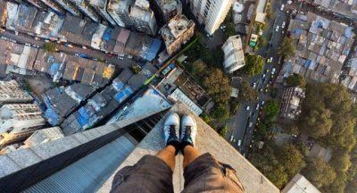 Strah od visine