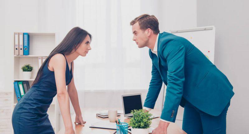 Konflikti u radnom okruženju